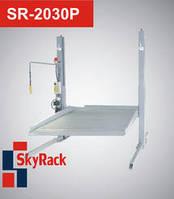 SR-2030P Автомобильный парковочный электрогидравлический подъемник