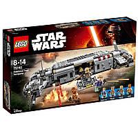 Конструктор LEGO серия Star Wars 75140 Транспорт повстанческих войск