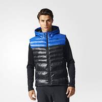 Утепленный жилет с капюшоном Adidas Hooded BP9403 мужской - 17