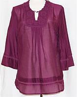 Блузка Talla y moda (хлопок/шелк) - XL