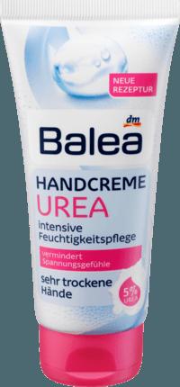 Увлажняющий крем для рук с маслом ши  Balea Urea Handcreme  100 мл