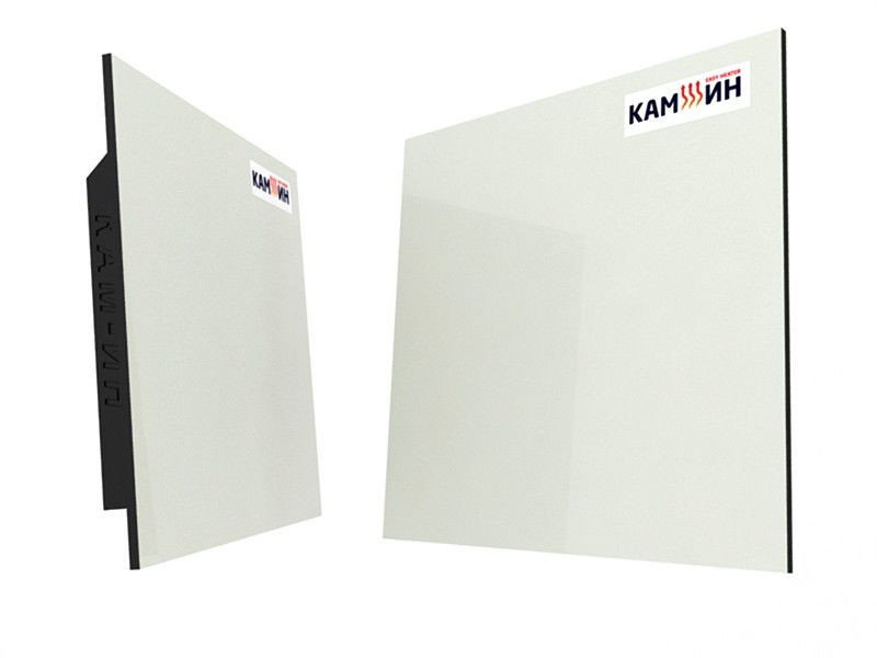 Керамическая панель с терморегулятором 950Вт цветная КАМИН