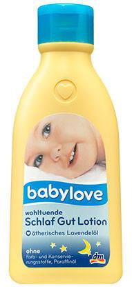 Лосьон для купания Babylove с лавандой 250мл, фото 2