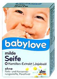 Мыло Babylove 100г