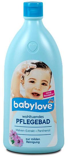 Шампунь Babylove с экстрактом ромашки 250мл