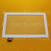 Тачскрин, сенсор HK10DR2537 белый для планшета