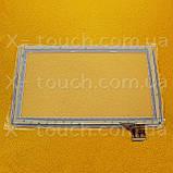 Тачскрин, сенсор HK10DR2537 белый для планшета, фото 2