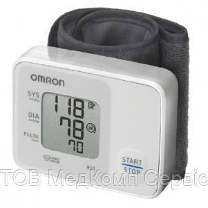 Вимірювач артеріального тиску на зап'ясток OMRON RS1