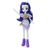 Новая серия кукол - Рарити, Май литл Пони Герлз Эквестрия, Equestria Girls Legend of Everfree Rarity