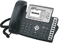 Бизнес SIP-телефон на 6 линий и 16 кнопок Yealink SIP-T28P