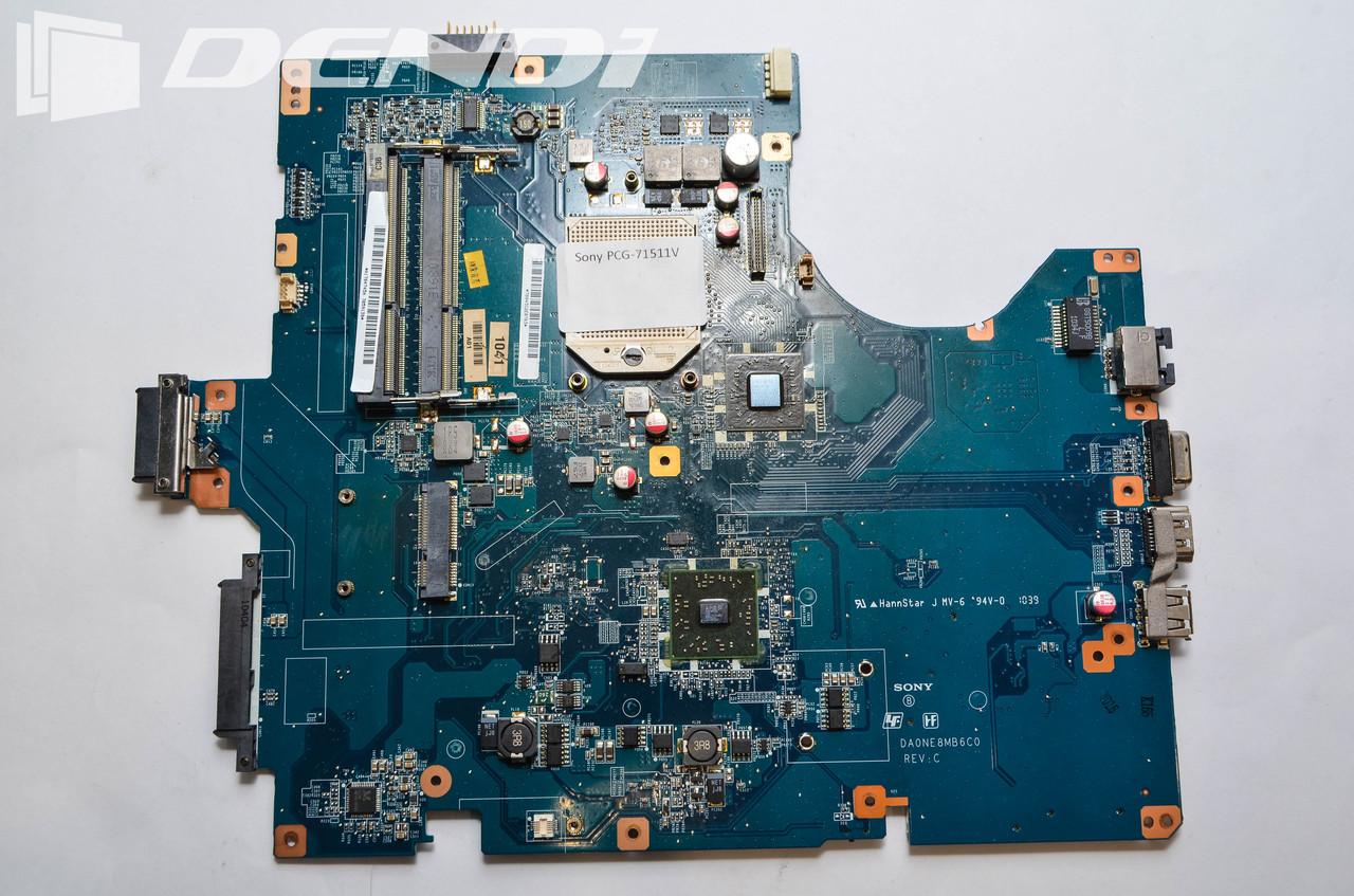 Материнская плата Sony PCG 71511V (В нерабочем состоянии. Под восстановление или на запчасти.)