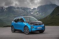 Электромобиль BMW i3 2017 сможет проехать 320 км без подзарядки