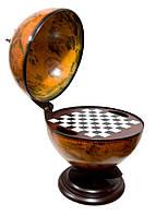 Шахматы Глобус