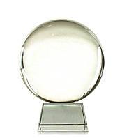 Шар хрустальный на подставке (d-8 см) (10,5х8х8 см)