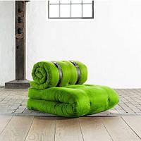 Кресло трансформер «Фанни» зеленое