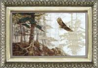 Набор для вышивки крестиком №477 Горный пейзаж