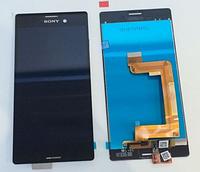Оригинальный дисплей (модуль)+тачскрин (сенсор) Sony Xperia M4 Aqua E2303 E2306 E2312 E2333 E2353 E2363 черный