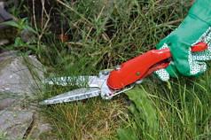 Ножницы для стрижки газона и травы