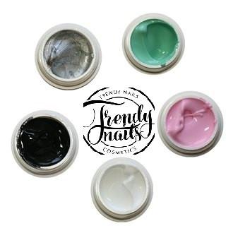 Гель-пластилайн Trendy Nails