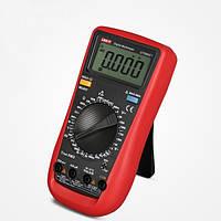 Mультиметр - тестер c измерительных проводов кабеля UNI-T ut890c   .  f