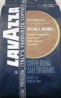 Кофе в зернах Lavazza Espresso Crema E Aroma 1 кг.