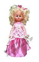 Большая кукла с густыми прошитыми волосами