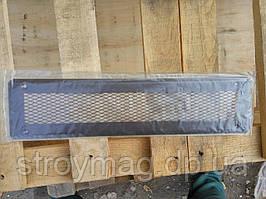 Решетка металлическая  100*300 коричневая