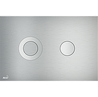 Кнопка управления для скрытых систем инсталляции AlcaPlast Turn,мат/глянец