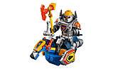 """Конструктор Nexo Knights Bela 10521 """"Вулканическое логово Джестро"""", 1229 дет, фото 3"""
