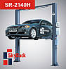 SR-2140H Автомобильный двухстоечный электрогидравлический подъемник