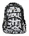 Рюкзак подростковый (школьный) JM1797  (4цвета), фото 7