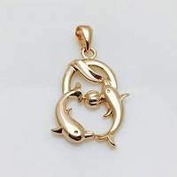Кулон знак зодиака рыбы xuping
