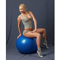 Фитбол, мяч для фитнеса, гимнастический, массажный 65 см, TF-0410-М