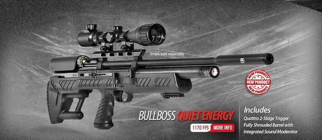 пневматическая винтовка хатсан bullboss