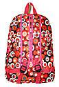 Рюкзак подростковый горох красный, рюкзак для школы, рюкзаки недорого, фото 3
