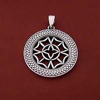 Кельтский  амулет Глаз Одина  - Северная звезда
