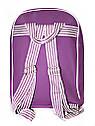 Рюкзак городской адидас 36716 сиреневый, кожаный рюкзак, рюкзак кожзам, рюкзак женский, оптом, дропшиппинг , фото 4