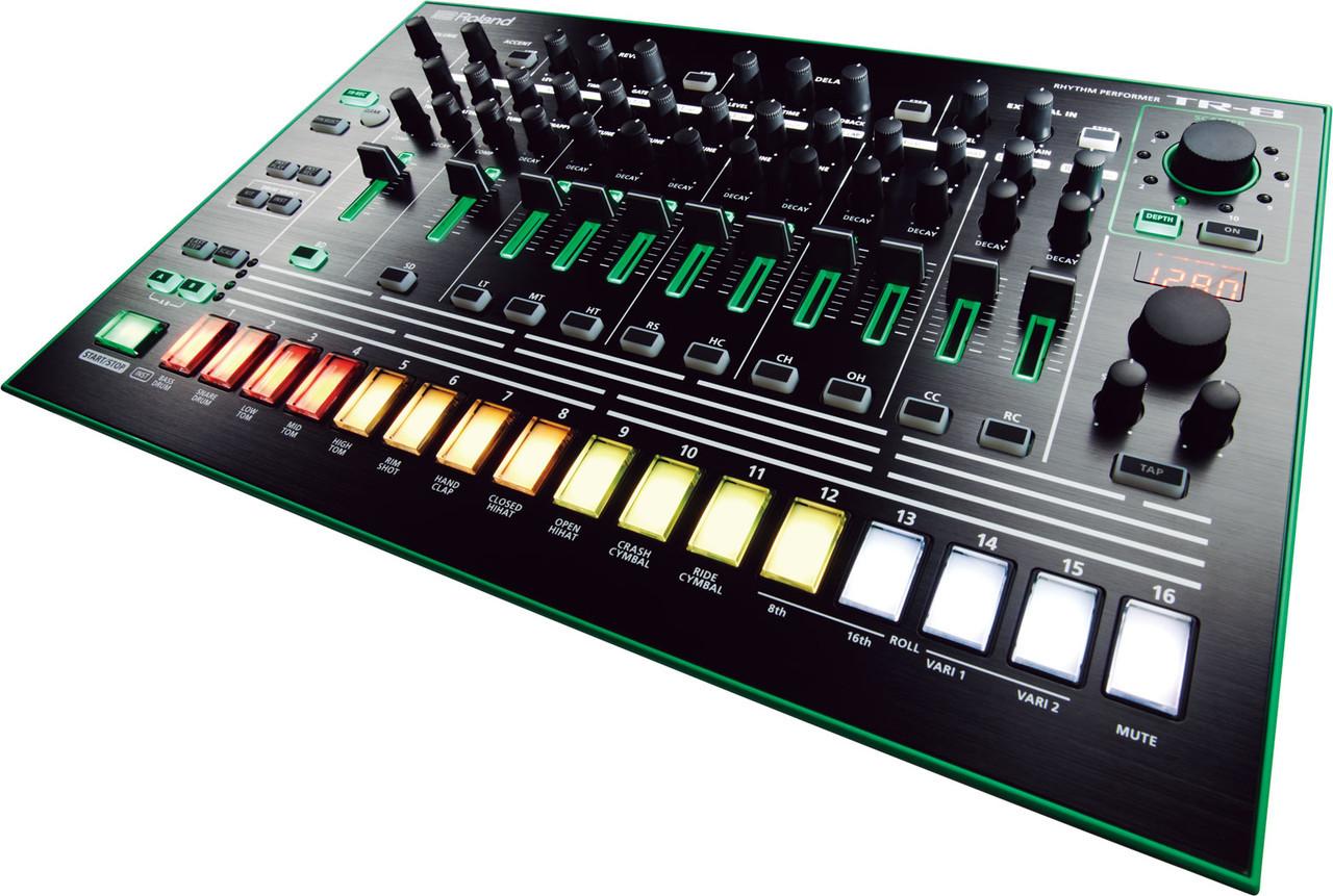 Ударные инструменты Roland TR-8