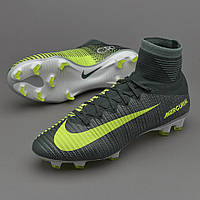 Бутсы Nike Mercurial SuperFly V CR7 FG 852511-376, Найк Суперфлай