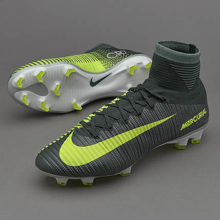 e07096d2ad4f Бутсы Nike Mercurial SuperFly V CR7 FG 852511-376 Найк Суперфлай (Оригинал),