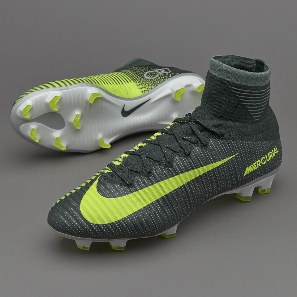 Бутсы Nike Mercurial SuperFly V CR7 FG 852511-376 Найк Суперфлай (Оригинал)  - 249a48cbc22