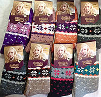 Женские махровые носки Ангора 36-41