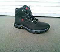 Зимние кожаные мужские ботинки Columbia 40-45 р-р, фото 1