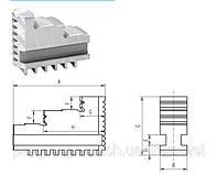 Кулачки прямые цельные калёные SJZ -160 аналог SJZ 3200 3500-160