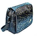 Сумка портфель найк 8817 желтые звезды, сумка универсальная, сумка для учебы, сумки недорого, дропшиппинг, фото 2