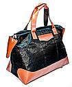 Сумка дорожная Буквы, дорожная сумка, женская, вместительная дорожная сумка, сумки недорого, дропшиппинг, фото 2