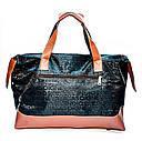Сумка дорожная Буквы, дорожная сумка, женская, вместительная дорожная сумка, сумки недорого, дропшиппинг, фото 3