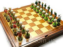 Шахматы Гольф