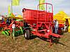Розкидач мінеральних добрив 2000 кг Woprol Junior II
