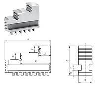 Кулачки обратные цельные калёные SJW -160 аналог SJW 3200 3500-160
